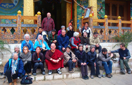 Bhutan Tour Group