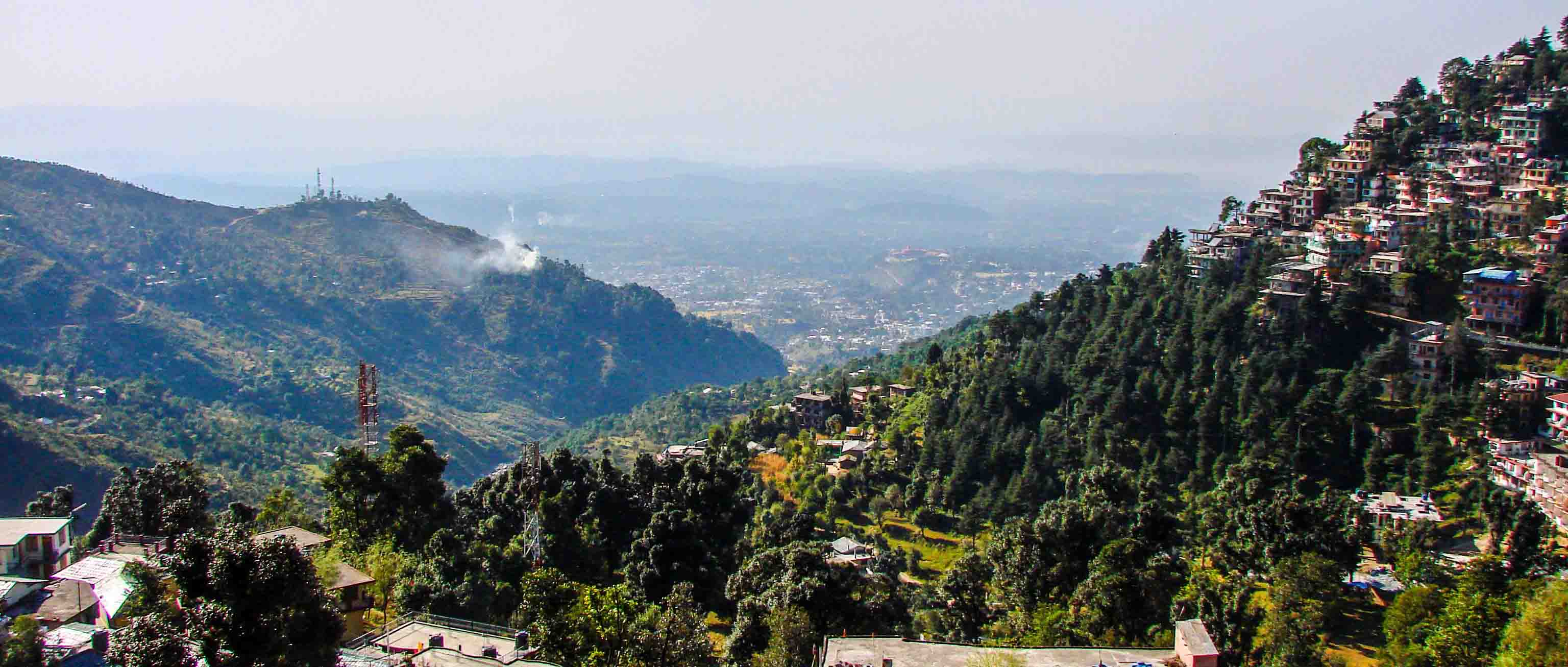 Valley of Dharamsala