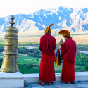 Thiksey Monks